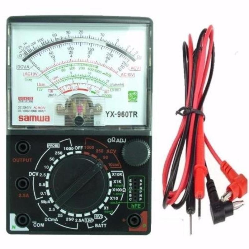 Đồng hồ đo kim vạn năng YX-960TR VOM