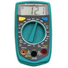 Đồng hồ đo Proskit MT-1233D (Xanh phối đen)