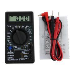 Hình ảnh Đồng hồ đo vạn năng cho thợ điện tử DT-830B kèm bin 9v