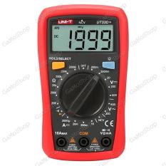 Đồng hồ đo vạn năng NCV UT33D+,thang đo cảm ứng điện NCV BaoNhi