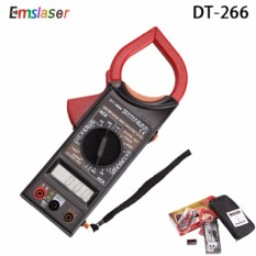 Đồng hồ kìm đo điện Volt Ohm Amp AC/DC đa năng DT266