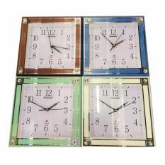 Đồng hồ treo tường Vuông Forward 30cm (Nhiều màu) bán chạy