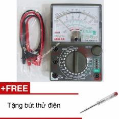 ĐỒNG HỒ VẠN NĂNG DE960-TR  Tặng bút thử điện(Cửa hàng Hoa Sen)