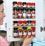 Doorhook Cánh Cửa Tủ Nhà Bếp Móc Đựng Gia Vị Kệ Treo Tường Dung Lượng Lưu Trữ: 2-quốc tế