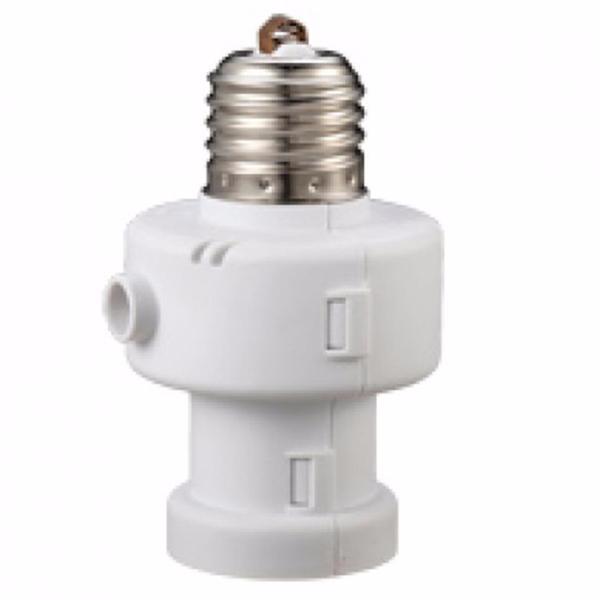 Đui đèn cảm ứng ánh sáng KW-LSE27