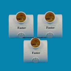 Mua Đui Đen Cảm Ứng Hồng Ngoại Faster 3 Chiếc Trắng Rẻ