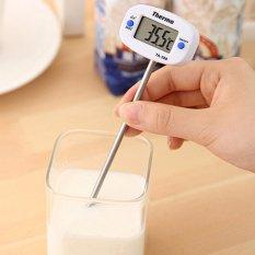Hình ảnh Dụng cụ đo nhiệt độ sữa, thức ăn cho trẻ