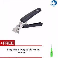 Hình ảnh Dụng cụ gắp nóng chuyên dụng + Tặng kèm 1 dụng cụ lấy ráy tai có đèn