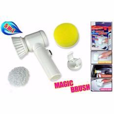Dụng cụ lau chùi đa năng thông minh MagicBrush 5 in 1 -K Store