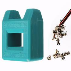 Hình ảnh Dụng cụ nam châm làm nhiễm từ và khử từ cho tua-vít không có sẵn từ tính để hít được ốc vít - Luân AIr Models