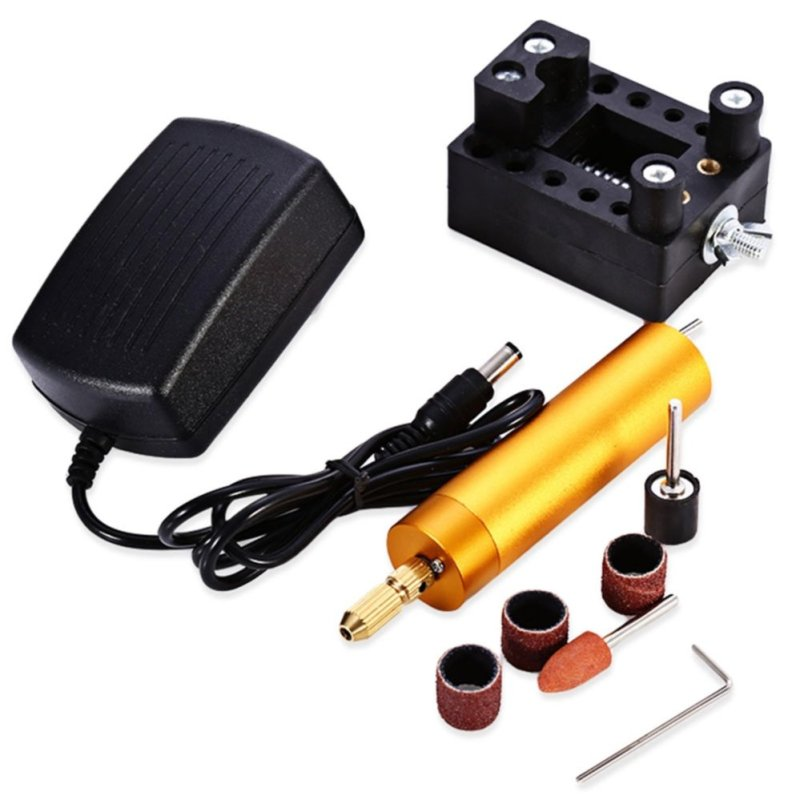 Electric Grinder Polishing / Grinding Electric Tools Golden - intl