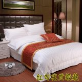 Fivestar Hotel Bed Runners Size 50*160cm - intl