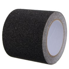 Floor Anti Slip Tape High Grip Adhesive Sticky Backed Non Slip Safety black - intl