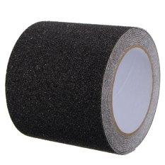 Floor Anti Slip Tape High Grip Adhesive Sticky Backed Non Slip Safety black - intl