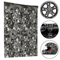 Mua Flower Skulls PVA Hydrographic Film Water Transfer Printing Car Film Hydro Decor - intl