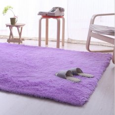 Fluffy Rugs Anti Skid Shaggy Area Rug Dining Room Home Bedroom Carpet Floor Mat Intl Chiết Khấu Trung Quốc