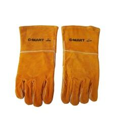 Găng tay bảo hộ cách điện -Đồ bảo hộ tay chân - Găng tay da hàn, bảo vệ đôi bàn tay chống lại tia lửahànxì, thổi nóng