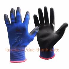 Hình ảnh Găng tay chống cắt 3M cấp độ 1 Cut Resistant Gloves Size L màu xanh da trời
