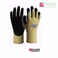 Găng tay chống cắt cao cấp Takumi SG730(Đen)