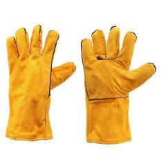 Gang tay chong cat - Găng tay thợ hàn BỀN, TỐT