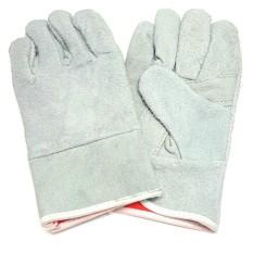 Hình ảnh Găng tay da thợ hàn 2 lớp loại ngắn