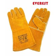 Găng tay da thợ hàn Everest