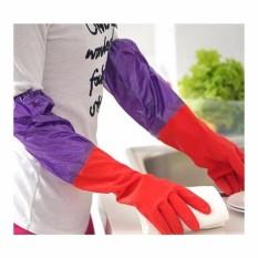 Hình ảnh Gang tay rửa bát lót nỉ