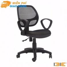 Ghế lưới IB501 có tay màu đen giá rẻ