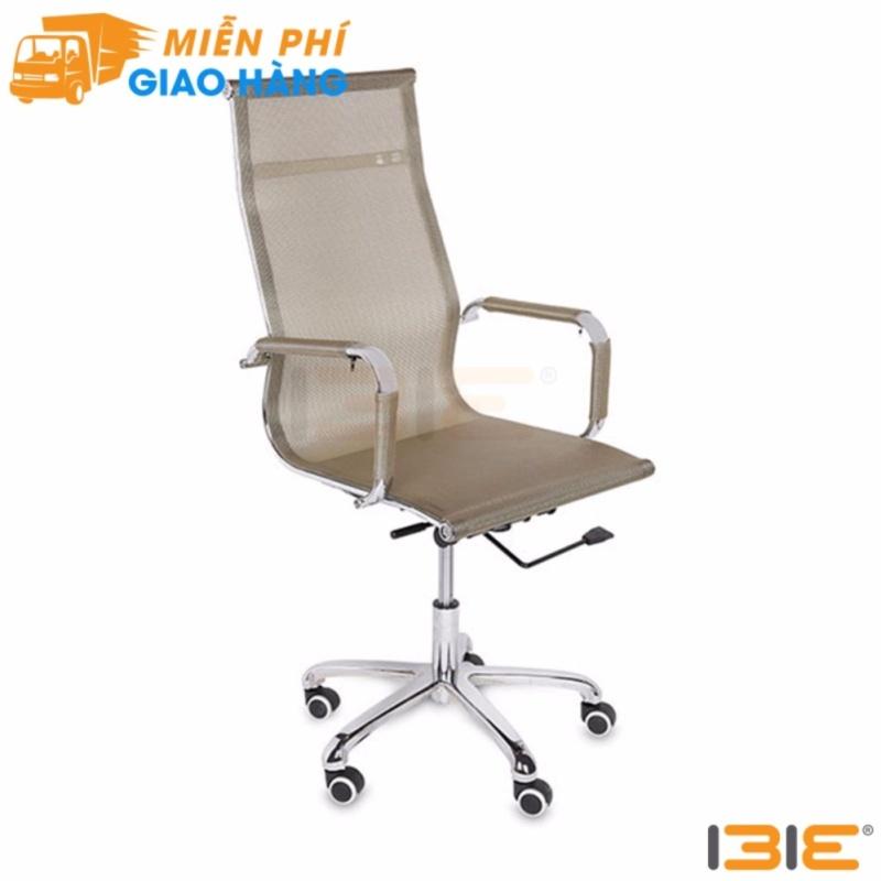 Ghế lưới IB803 chân hợp kim nhôm cao cấp màu đồng giá rẻ