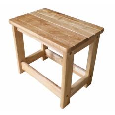 Ghế vạn năng gỗ cao su (Tự nhiên)