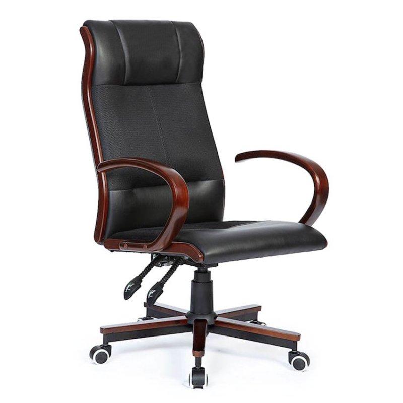 Ghế văn phòng 2 cần chân xoay HC20202-U1 (Đen) - Hàng Nhập Khẩu AZ PRICE giá rẻ