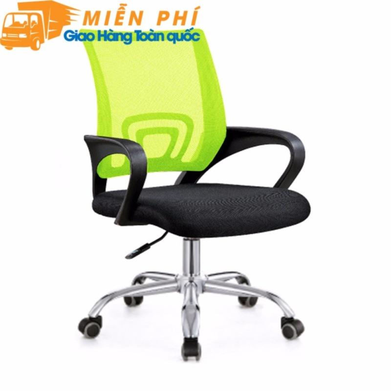 Ghế văn phòng IB517 màu xanh lá giá rẻ