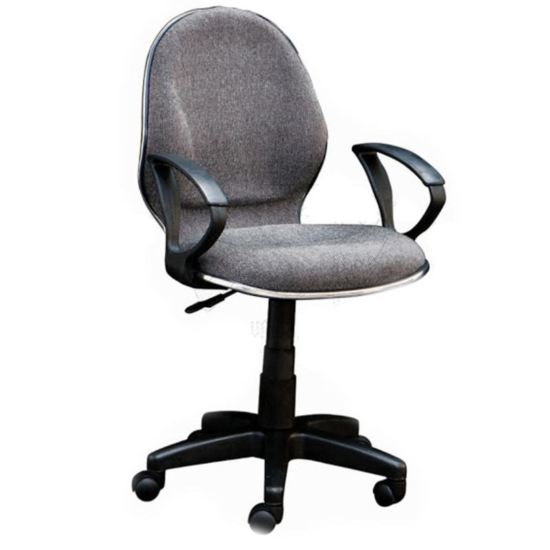 Ghế văn phòng lưng bầu liền VM48L (Xám) giá rẻ