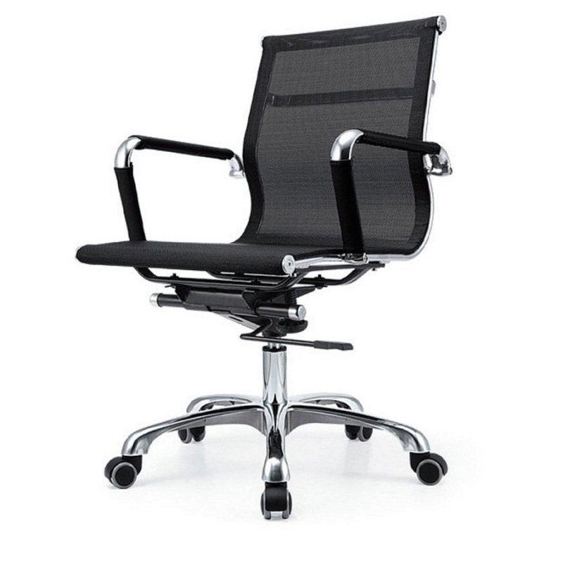 Ghế văn phòng lưới lưng trung MC20130-M1 (Đen)- Hàng Nhập Khẩu AZ PRICE giá rẻ