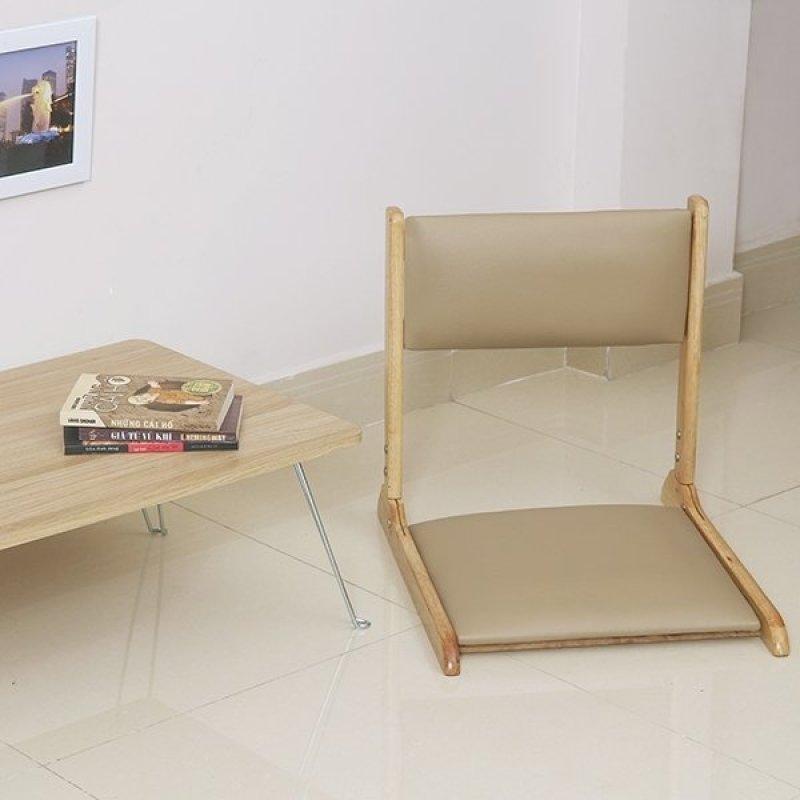 Ghế xếp không chân Modulo Home MDL-006-NB (Tự Nhiên Nâu) giá rẻ