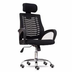 Ghế xoay văn phòng tựa đầu GXTD010 [Mẫu ghế đang cực HOT trên thị trường]