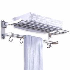 Hình ảnh Giá treo khăn tắm 2 tầng