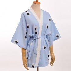 Bán Be Gai Nhật Bản Dễ Thương Yukata Cơm Bong In Hinh Mua He Ao Khoac Cardigan Kimono Homewear Quốc Tế Rẻ