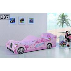 Giường ngủ dành cho trẻ em tạo hình xe ô tô-137