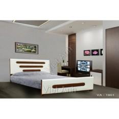 Giường sắt hộp kiểu gỗ