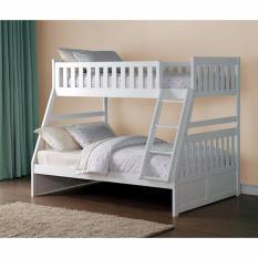 Giường tầng trẻ em 2 tầng GT014-Trắng