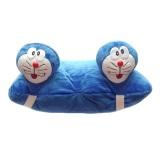 Giá Bán Gối Để Xe Em Be Doraemon 2 Đầu Nguyên