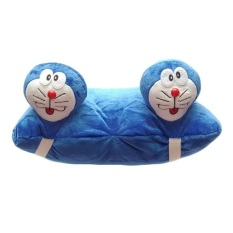 Gối Để Xe Em Be Doraemon 2 Đầu Nguyên