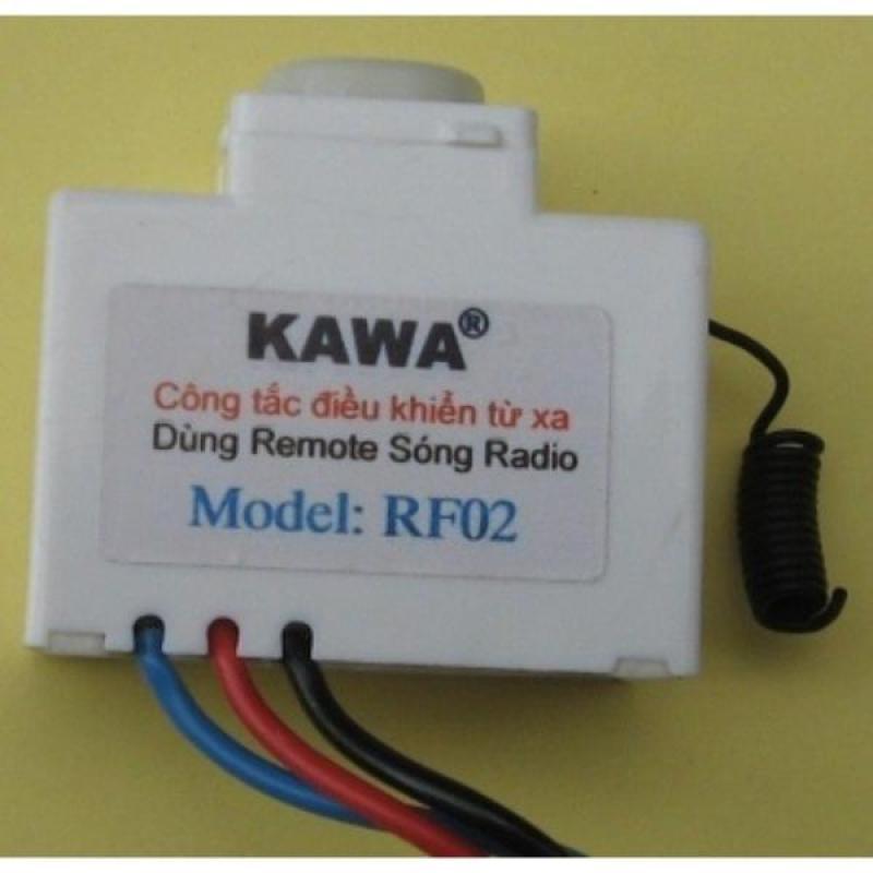 Hạt công tắc điều khiển từ xa sóng radio Kawa RF02