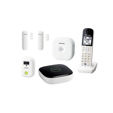 Hệ thống quản lý nhà thông minh - Panasonic Smart Home Monitoring System KX-HN6003W