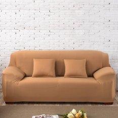 Bán Hang Mới Chất Lượng Cao Thời Trang L Hinh Dệt Spandex 2 Seaters Ghế Sofa Bảo Vệ Nội Thất Ghế Bọc Trang Tri Nha Cửa Quốc Tế Oem