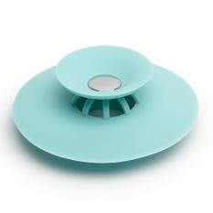Hình ảnh Honana BX-192 Silicone Thoát Chặn Tóc Bắt 2 trong 1 Khử Mùi Bồn Rửa Bồn Tắm Sàn Bảo Vệ-quốc tế