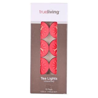 [HCM]Hộp 10 nến tealight Trueliving FtraMart TRU0597 (Lựa chọn màu) thumbnail