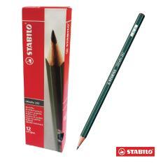 Mua Hộp 12 cây bút chì gỗ STABILO Othello 282-8B