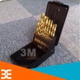 Bán Hộp Combo 19 Mũi Khoan Đa Năng Cao Cấp Mũi Vang Phủ Titanium Trực Tuyến Trong Hà Nội
